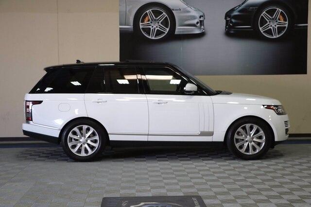 Land Rover Range Rover 2016 price $49,900