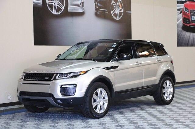 Land Rover Range Rover Evoque 2017 price $30,900