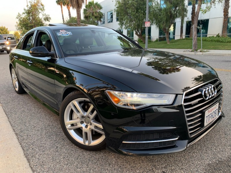 Audi A6 2016 price $16,700