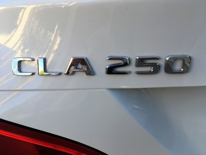 Mercedes-Benz CLA 2018 price $23,300