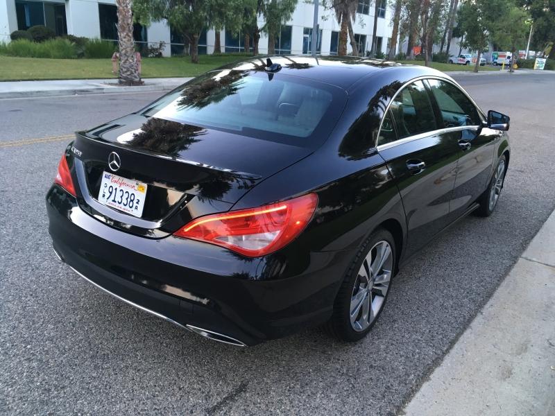 Mercedes-Benz CLA 2017 price $19,950