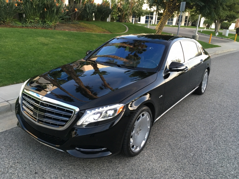 Mercedes-Benz S600 2016 price $70,000