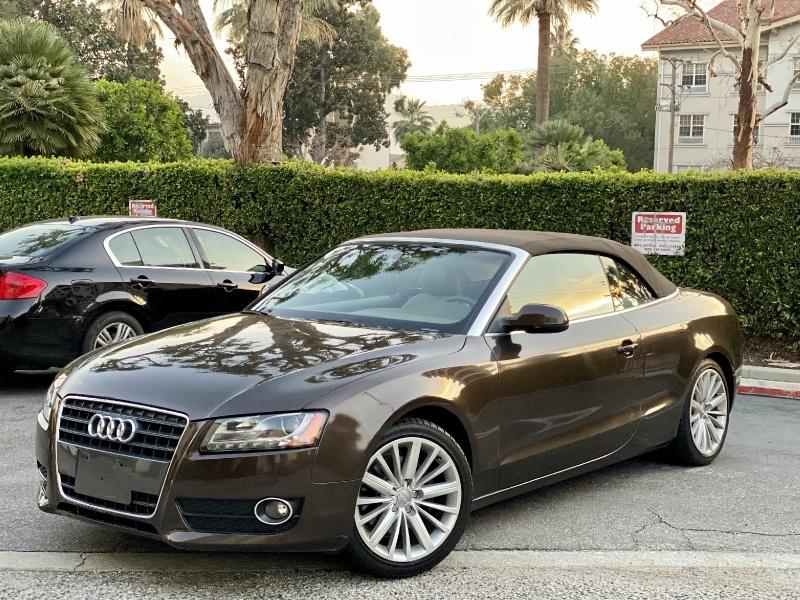 Audi A5 2011 price $11,995