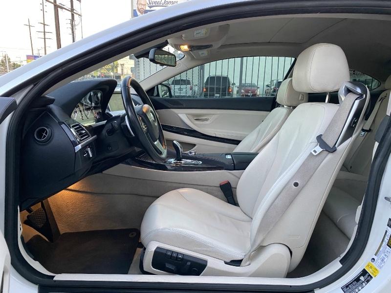 BMW 6-Series 2012 price $18,995