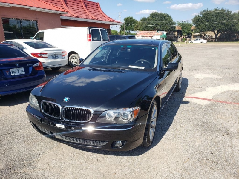 BMW 7 SERIES 2008 price