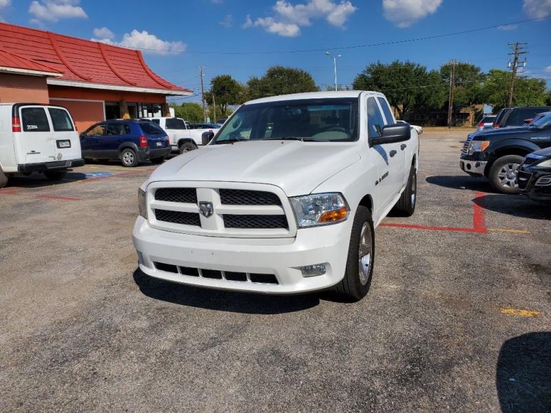 RAM RAM PICKUP 1500 2012 price $8,991