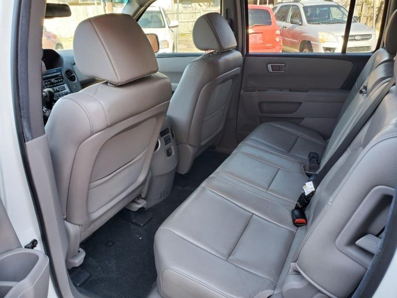 HONDA PILOT 2012 price $10,591