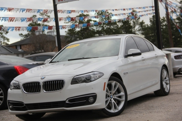 BMW I Sport PKG Automatic Leather Navigation Rear Camera - Bmw 535i sport