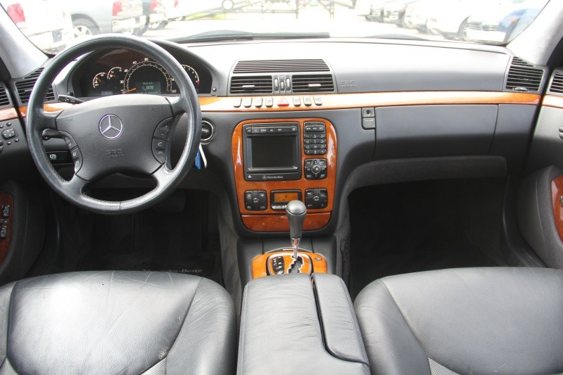 Mercedes-Benz S-Class 2002 price $4,890