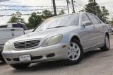 Mercedes-Benz S-Class 2002