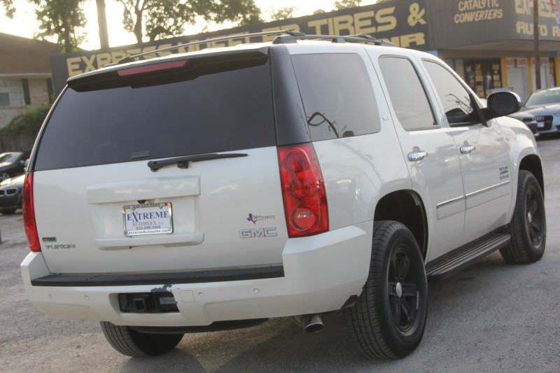 GMC Yukon 2011 price $11,890