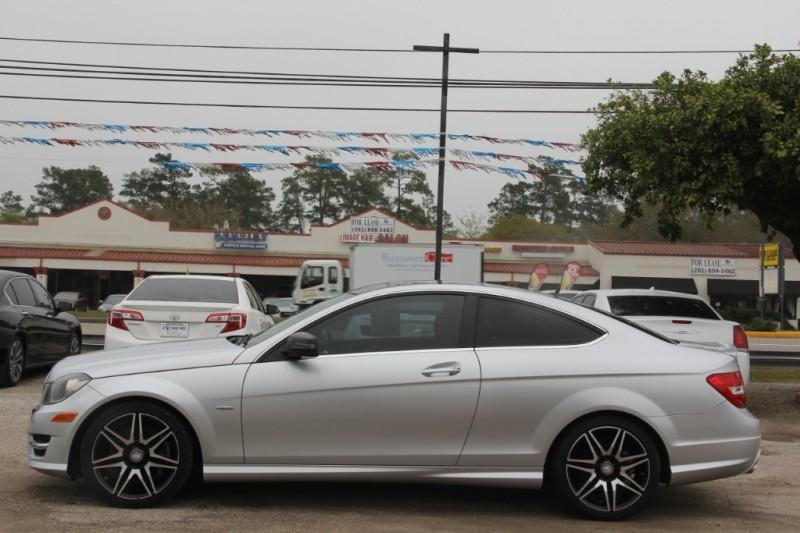 Mercedes-Benz C-Class 2014 price $14,499