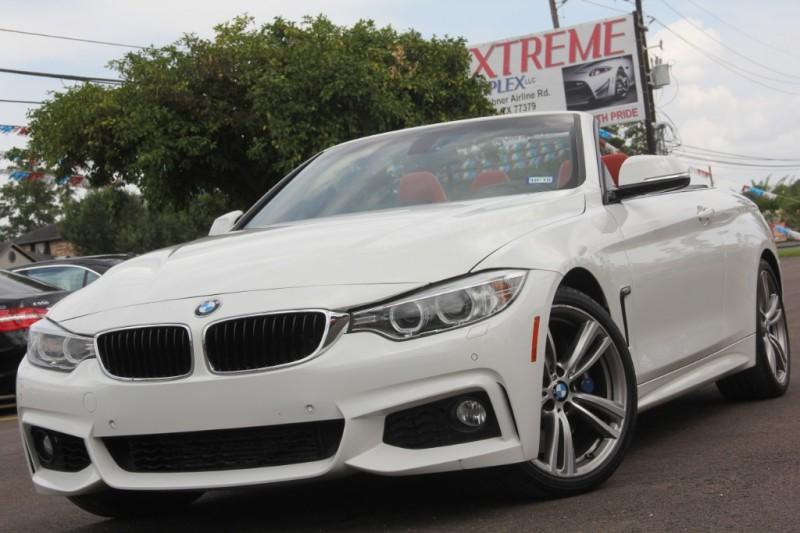 BMW 4 Series 435i M Sport 2014 price $26,890