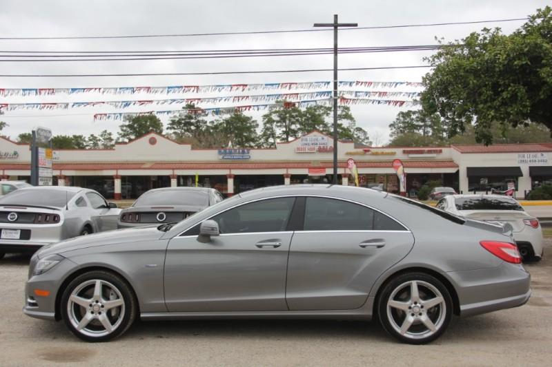 Mercedes-Benz CLS-Class 2012 price $18,890
