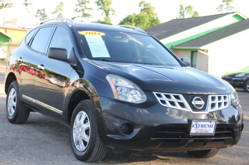 Nissan Rogue Select 2014 price $9,890