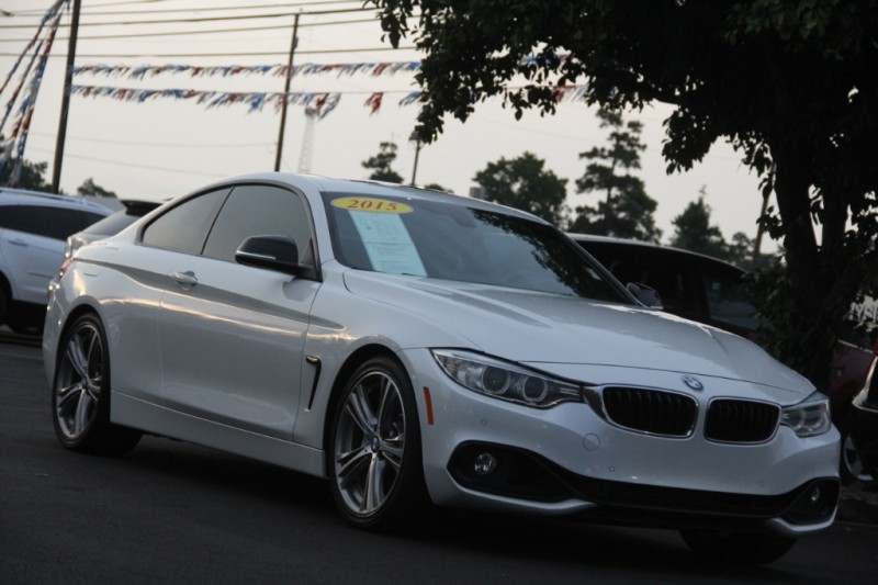 BMW 4 Series 2015 price $21,890