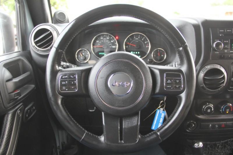 Jeep Wrangler Unlimited 2014 price $19,890