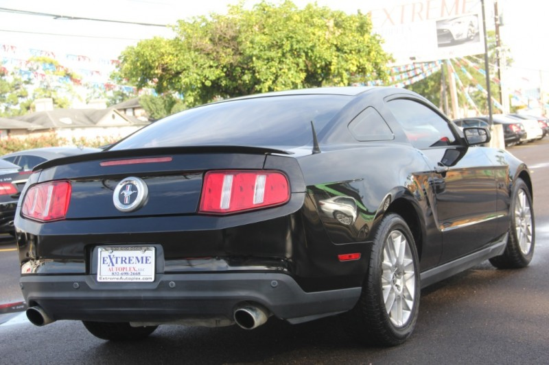 Ford Mustang 2012 price $9,890
