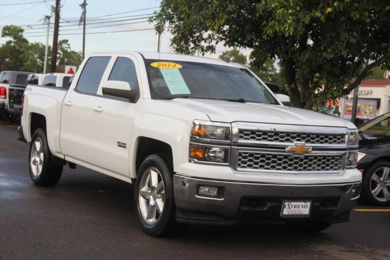 Chevrolet Silverado 1500 2014 price $19,699