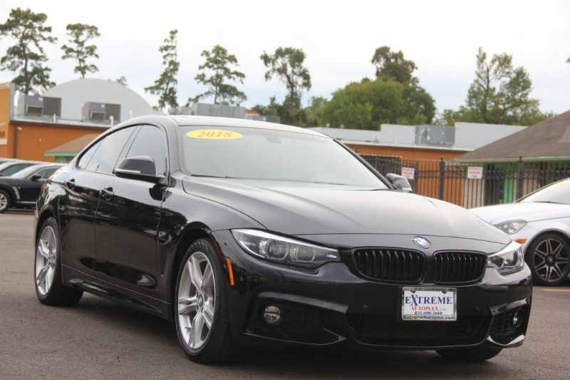 BMW 4 Series 2018 price $26,890