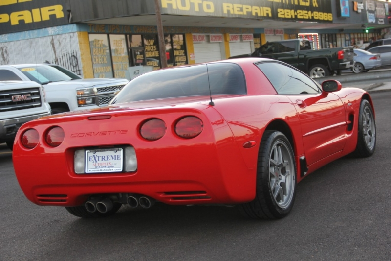 Chevrolet Corvette 2003 price $16,299