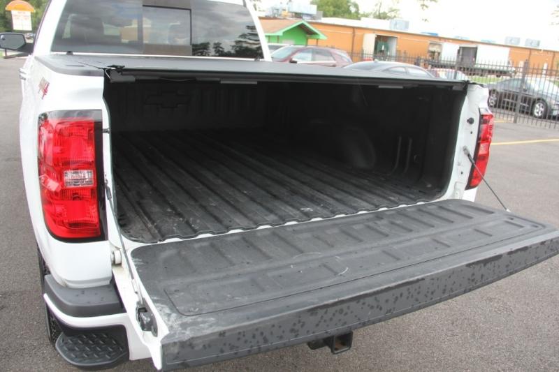 Chevrolet Silverado 2500HD 2015 price $31,499