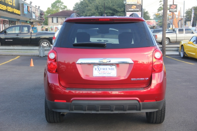 Chevrolet Equinox 2013 price $9,890