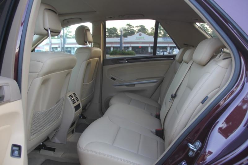 Mercedes-Benz M-Class 2010 price $11,299
