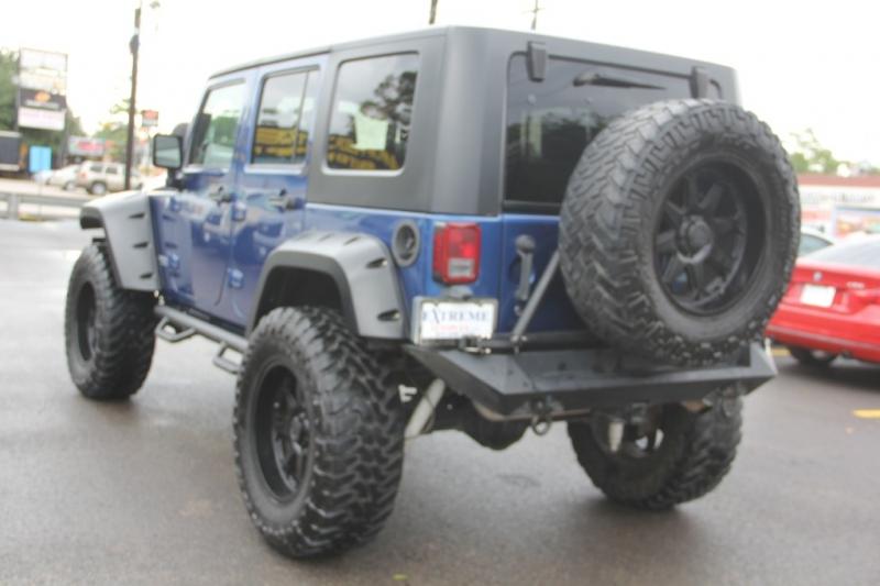 Jeep Wrangler Unlimited 2009 price $19,699