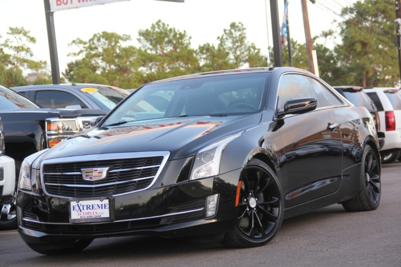 Cadillac ATS Coupe 2015 price $19,499