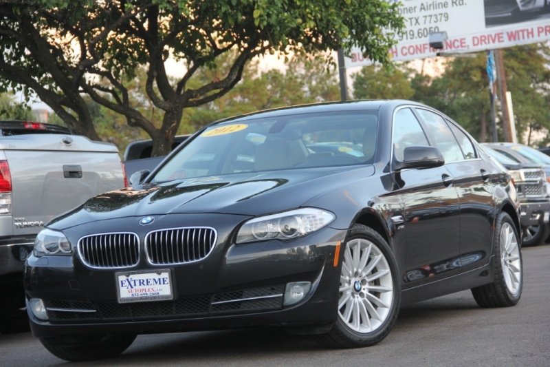 BMW 5-Series 2012 price $15,890