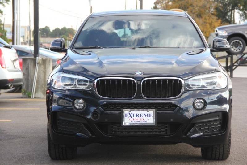 BMW X6 2016 price $29,890