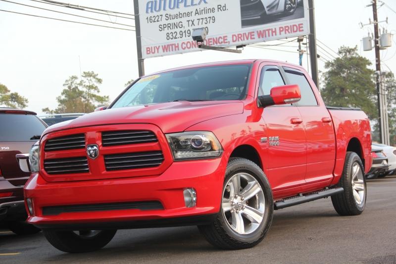 RAM 1500 2016 price $26,890