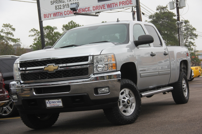 Chevrolet Silverado 2500HD 2011 price $17,890