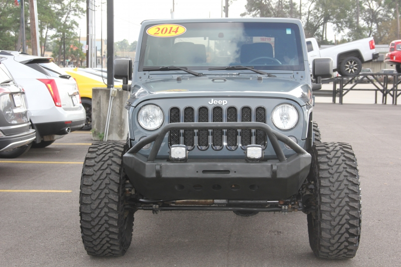 Jeep Wrangler 2014 price $19,890