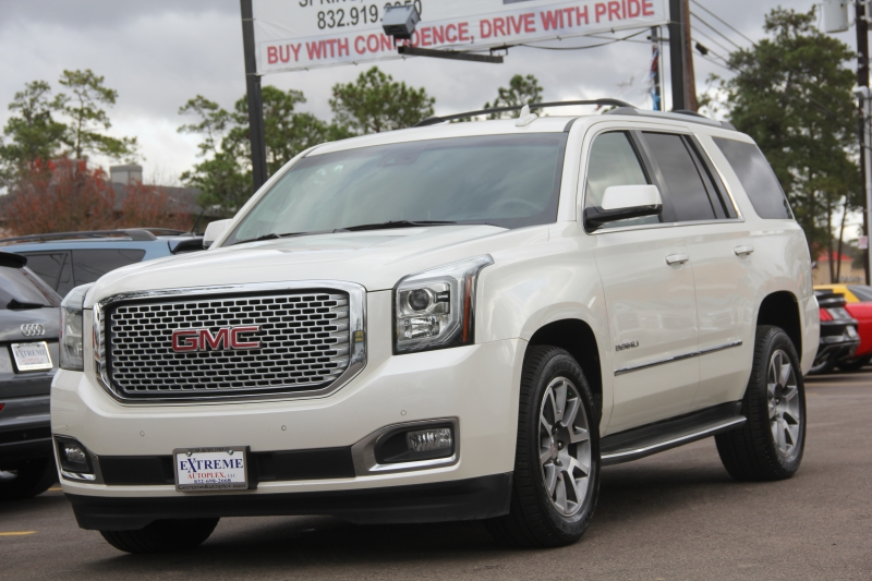 GMC Yukon 2015 price $31,890