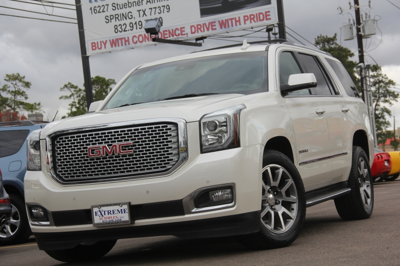 GMC Yukon 2015 price $30,890