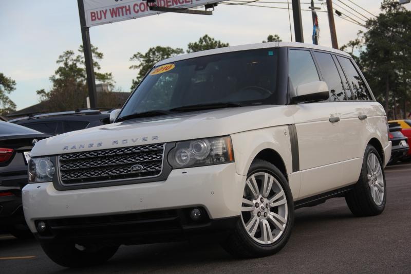 Land Rover Range Rover 2010 price $16,399