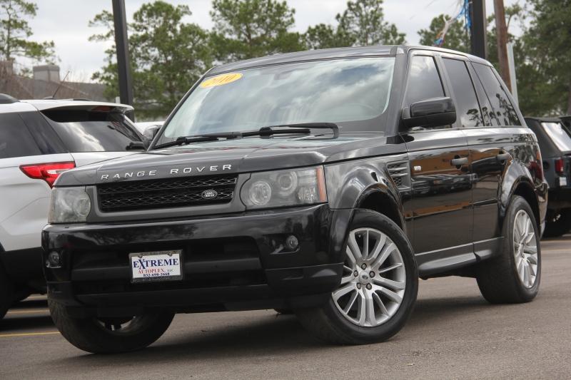 Land Rover Range Rover Sport 2010 price $14,890