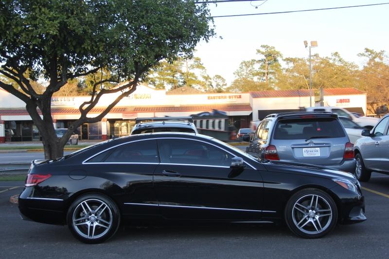 Mercedes-Benz E-Class 2016 price $18,699
