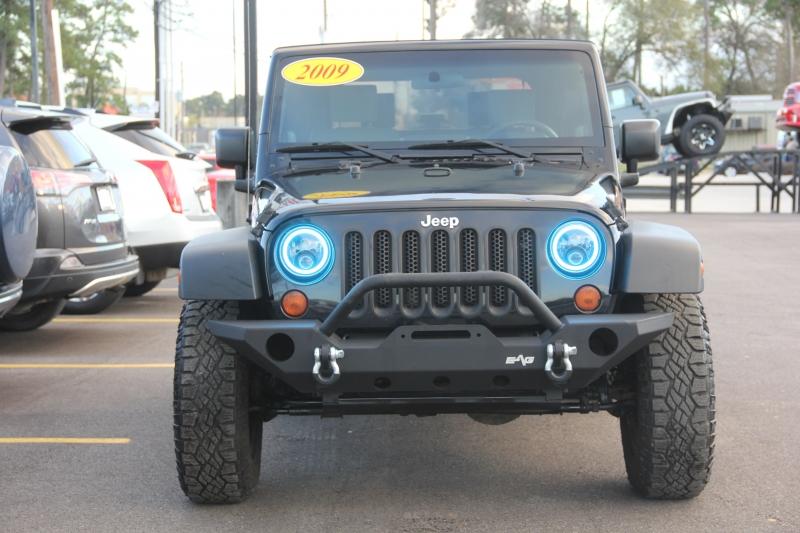 Jeep Wrangler 2009 price $13,890