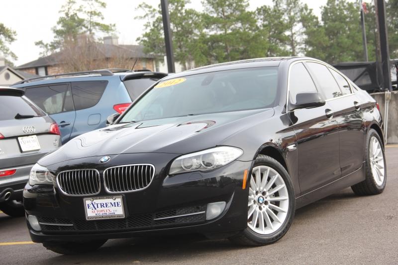BMW 5-Series 2012 price $12,890