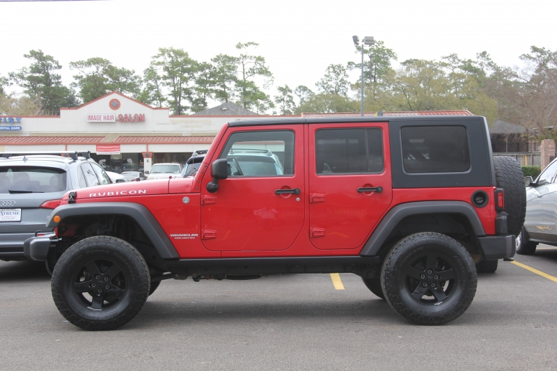 Jeep Wrangler Unlimited 2010 price $18,699