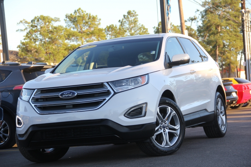 Ford Edge 2017 price $21,890