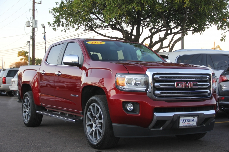 GMC Canyon 2018 price $25,399
