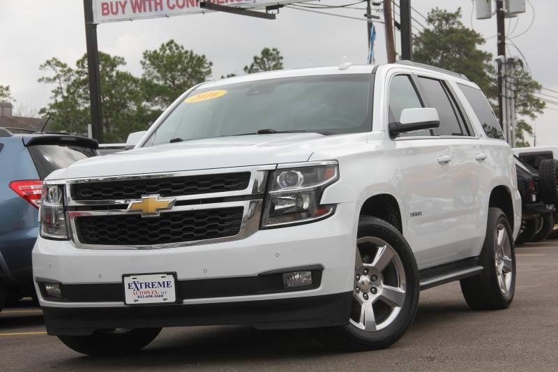 Chevrolet Tahoe 2016 price $26,890