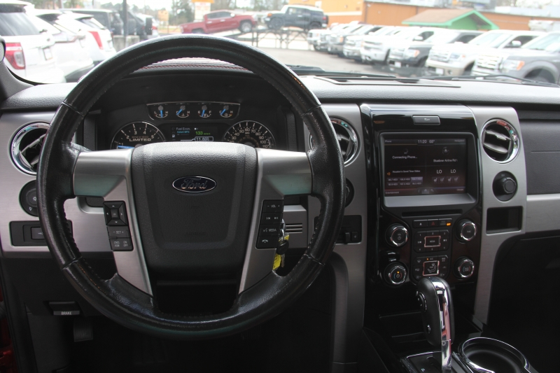 Ford F-150 2013 price $22,890