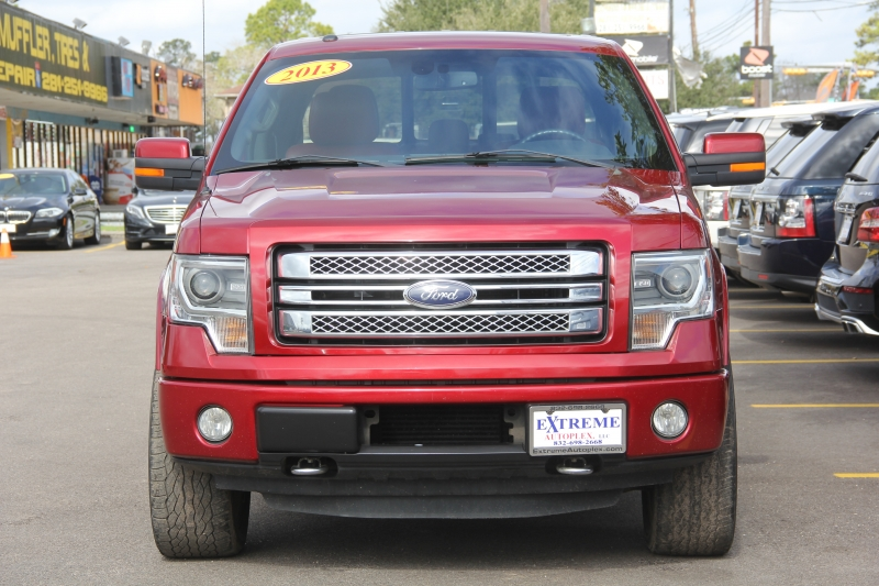 Ford F-150 2013 price $21,890