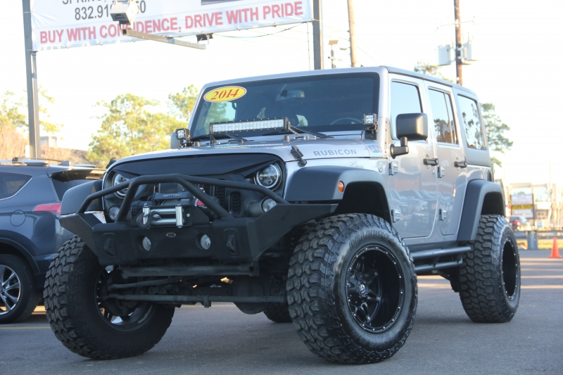 Jeep Wrangler Unlimited 2014 price $29,890