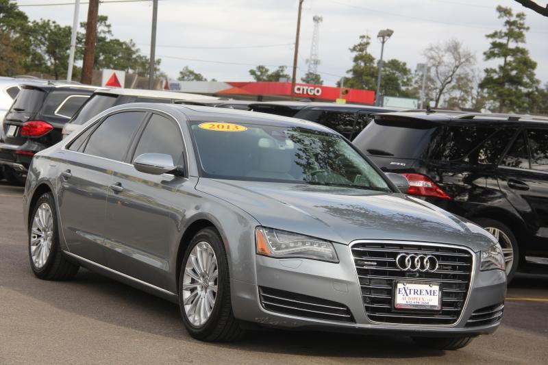 Audi A8 L 2013 price $22,890